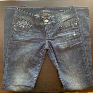 Guess Daredevil-Skinny Distressed Jeans